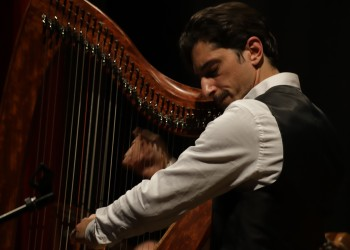 Fabius Constable and Celtic Harp Orchestra