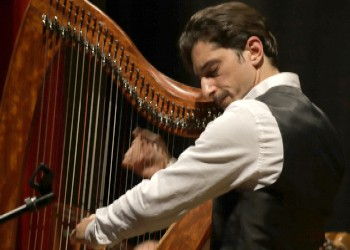 Fabius Constable and the Celtic Harp Orchestra